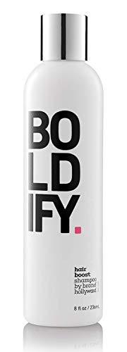 BOLDIFY Hair Thickening Shampoo - Natural Anti...