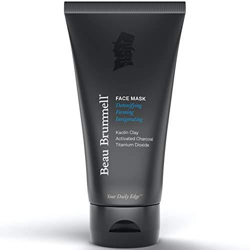 Men's Face Mask by Beau Brummell | Detoxifying...