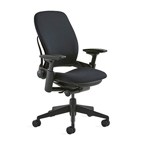 Steelcase Office Chair, Black - 5