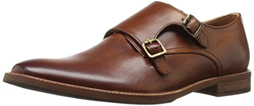 ALDO Men's Henacien Oxford, Cognac, 7 D US