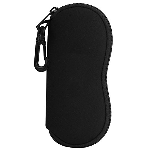 MoKo Sunglasses Soft Case Ultra Light Neoprene...