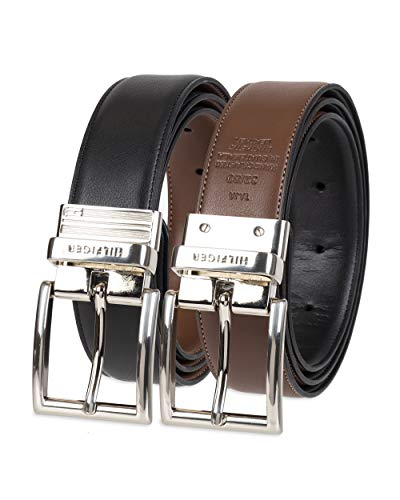 Tommy Hilfiger Men's Dress Reversible Belt with...