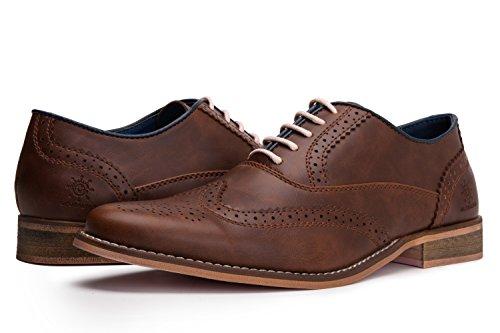 GW Mens 16383 Chukka Boots 9.5M,Brown