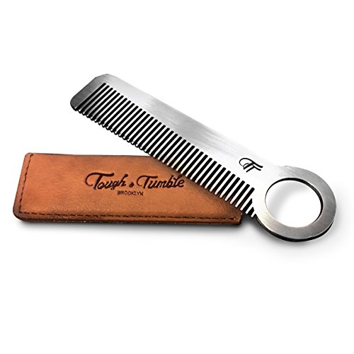 Tough & Tumble Metal Comb