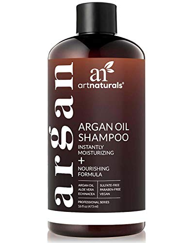 ArtNaturals Moroccan Argan Oil Shampoo - (16 Fl Oz...