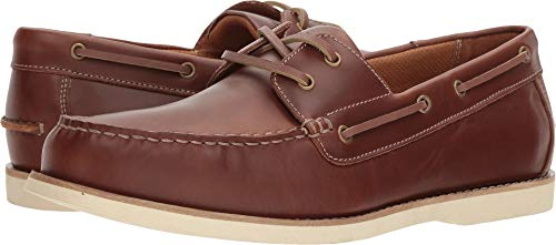 Vionic Men's, Lloyd Boat Shoes Brown 11.5 M