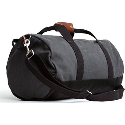Owen & Fred Men's Work Hard Play Hard Duffel,...