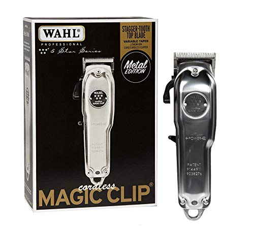 Wahl Professional 5 Star Series Metal Edition...