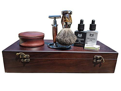 Maison Lambert Ultimate Shaving Kit Set with...