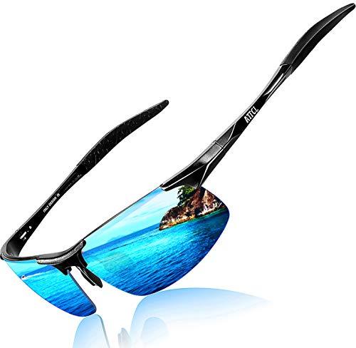 ATTCL Men's Fashion Driving Polarisierte Sonnenbrillen...