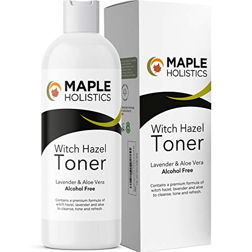 Alcohol Free Witch Hazel Toner - Witch Hazel...