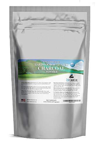 Hardwood Activated Charcoal Powder 100 Percent...