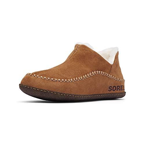 SOREL Men's Manawan II Slippers — Elk — Indoor...