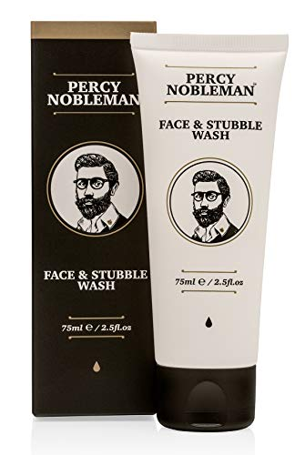 Face and Stubble Wash by Percy Nobleman 75 ml /...