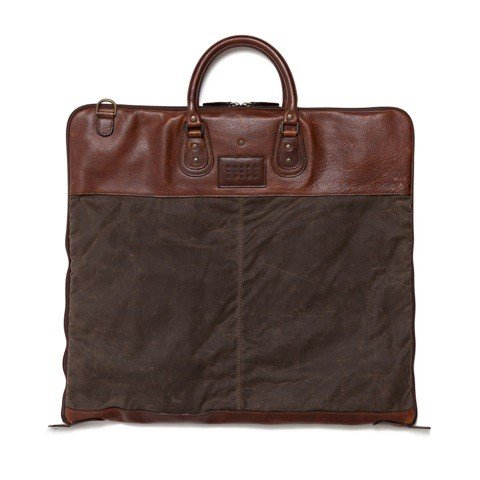 Moore and Giles Gravely Garment Bag Waxwear...