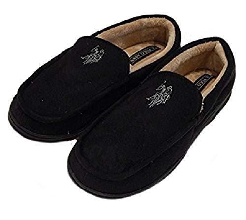 U.S. Polo Assn. Premium Men's Slippers Indoor...
