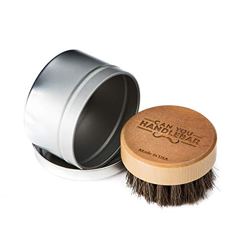 Beard Balm Application Brush | Can You Handlebar...