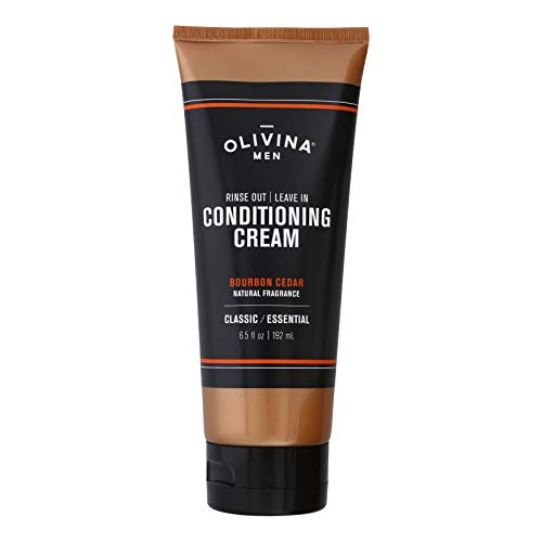 Olivina Men Rinse Out, Leave In Conditioner Cream,...