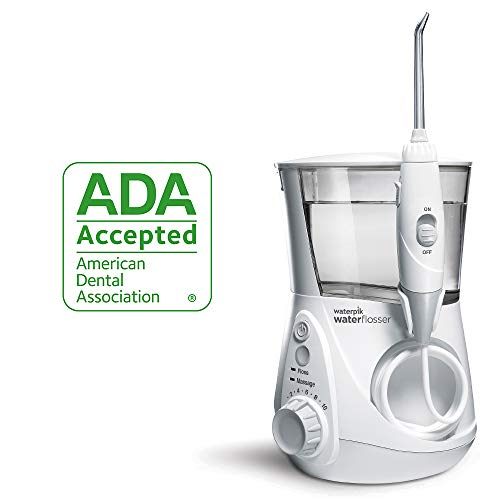 Waterpik Water Flosser Electric Dental Countertop...