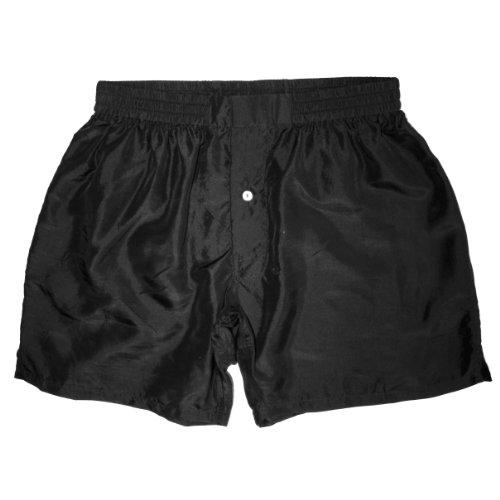 "Royal Silk Men's Boxer Shorts (30""-42"") –..."