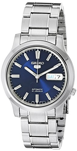Seiko 5 Men's SNK793 Automatic Stainless Steel...