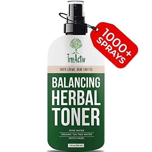 TreeActiv Balancing Herbal Toner   Anti-Aging &...