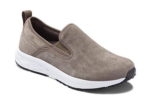 Vionic Men's Fulton Bryant Slip-on Sneaker Greige...