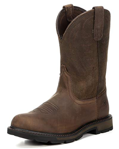 Ariat Groundbreaker Round Toe Men's Safety, Wide...