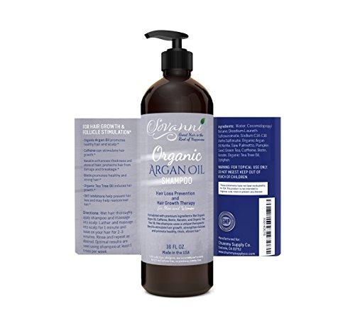 Hair Loss Shampoo - Hair Growth Shampoo with...