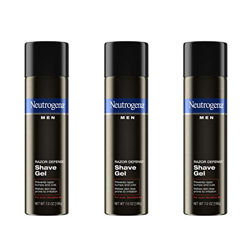 Neutrogena Men Razor Defense Shave Gel for even...