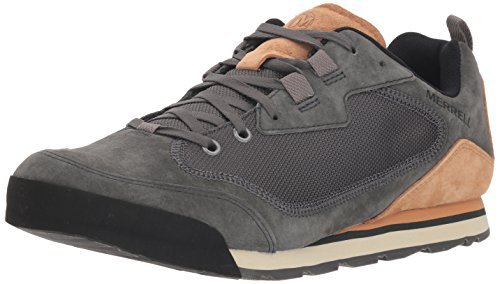 Merrell Men's Burnt Rock Travel Suede Hiking Shoe,...