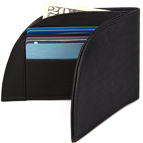 Front Pocket Men's Leather Wallet - Patented...