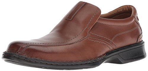 Clarks Men's Escalade Step Slip-on Loafer- Brown...