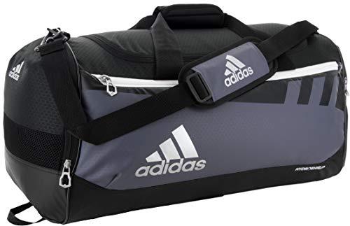adidas Unisex Team Issue Medium Duffel Bag, Onix,...