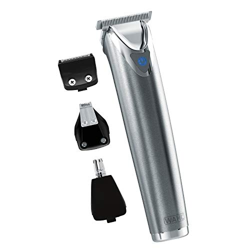 Wahl Stainless Steel Lithium Ion+ Beard and Nose...