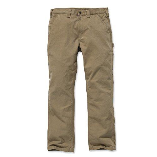 Carhartt Men's Relaxed Fit Washed Twill Dungaree...