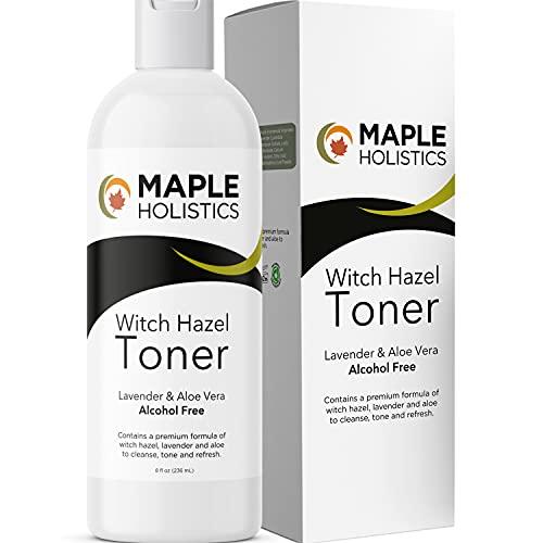 Alcohol Free Witch Hazel Toner - Witch Hazel...