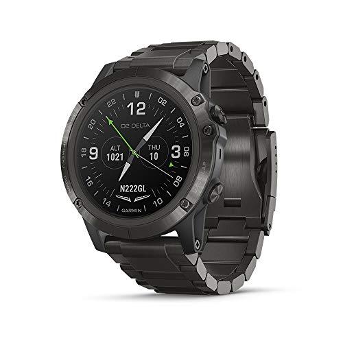 Garmin D2 Delta PX, GPS Pilot Watch with Pulse Ox...