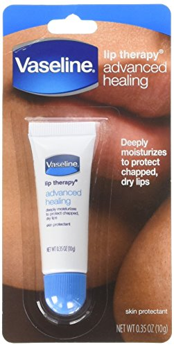Vaseline Lip Therapy Advanced Formula 0.35 oz...