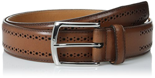 Allen Edmonds Men's Manistee Belt, Walnut, 32