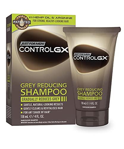 Just For Men Control GX Grey Reducing Shampoo,...