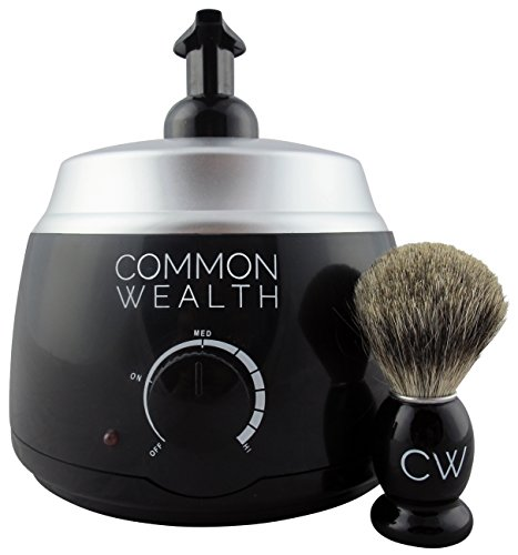 Common Wealth Professional Deluxe Hot Lather...