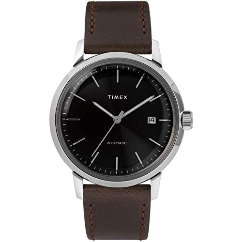 Timex Marlin Automatic Black/Silver One Size
