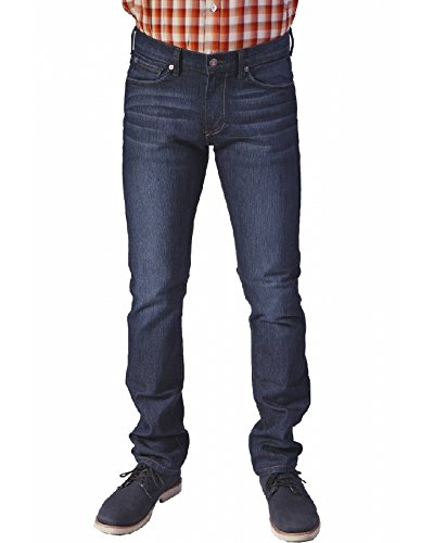 Bullet Blues Uptown Classic Tapered Leg Dark Blue...