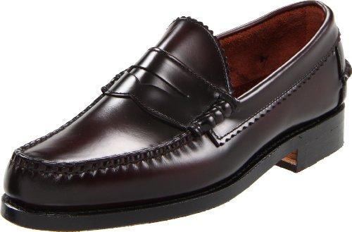 Allen Edmonds Men's Kenwood Slip-On,Burgundy,13 D...