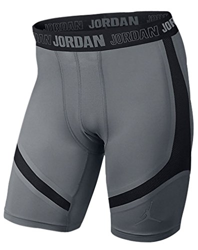 Jordan Stay Cool 6, Cool Grey/Black (Small)