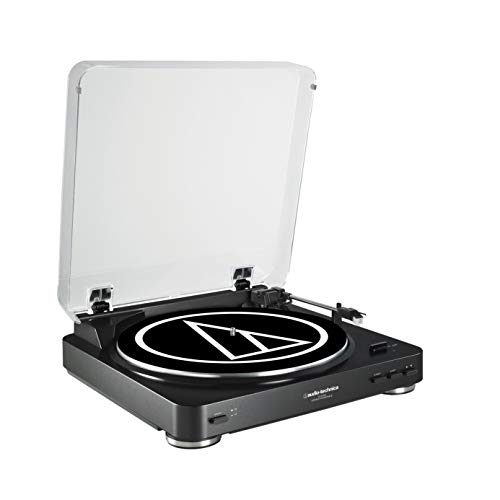 Audio-Technica AT-LP60BK Fully Automatic...