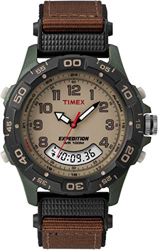 Timex Men's T45181 Expedition Resin Combo...