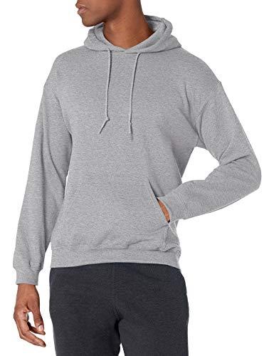 Gildan Men's Fleece Hooded Sweatshirt, Style...