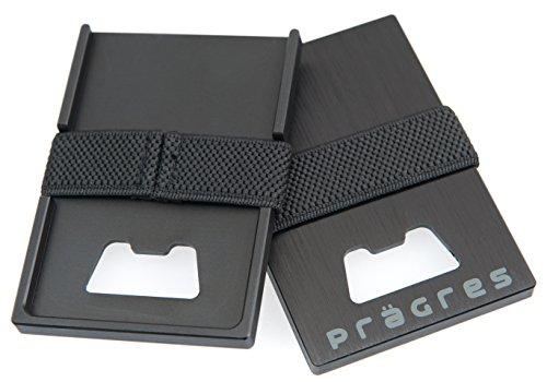 Slim RFID-Blocking Aluminum Minimalist Wallet...